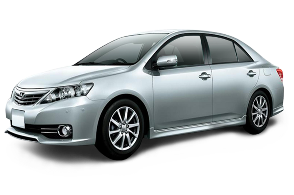 Toyota Allion or Similar