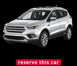 SFAR Ford Escape
